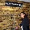 Harry Potter Travel in London: Platform 9 3/4