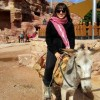 Adventurous Kate Rides a Donkey; Hilarity Does Not Ensue