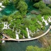 Paradise in the Plitvice Lakes