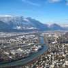 Grenoble on a Perfect Winter Day