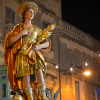 Celebrating the Festa of St. George in Qormi, Malta