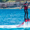 Flyboarding in Malta, or, The Day I Became Iron Man