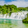 The Waterfalls of Krka National Park, Croatia