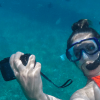 Snorkeling with Sharks in Belize