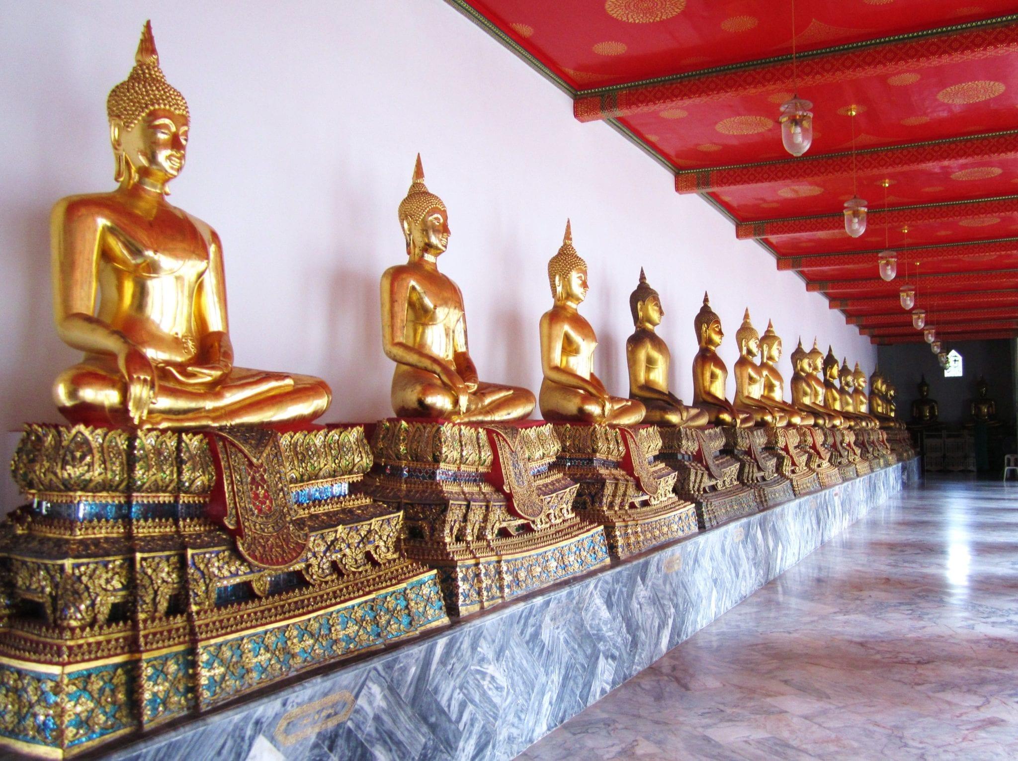 Bangkok Sightseeing: Wat Pho and Wat Phra Kaew  Adventurous Kate