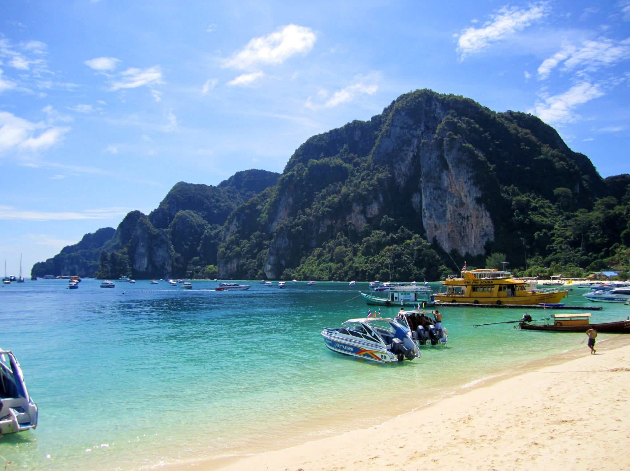 Koh Phi Phi Is Very Beautiful And May Kill You - Adventurous