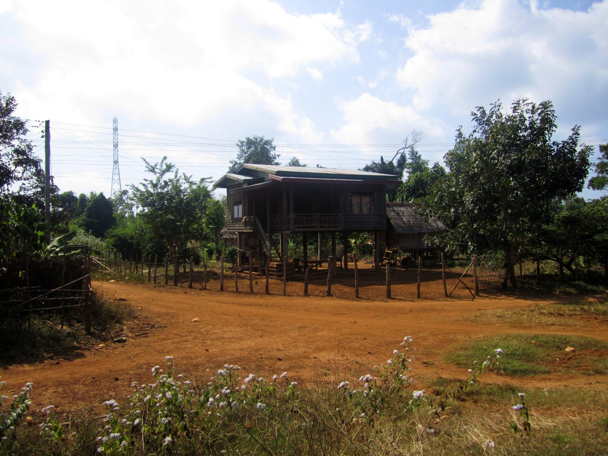 Bolaven Plateau, Laos