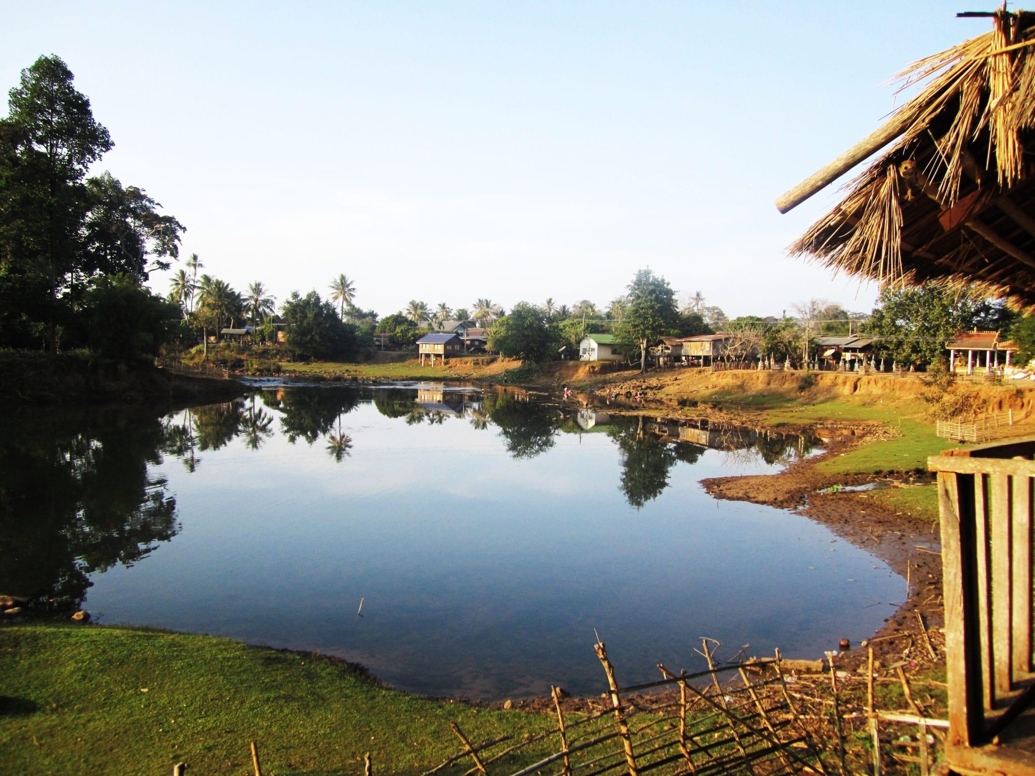 Tat Lo's Lake