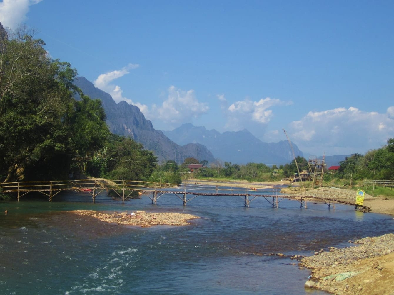 Beautiful Vang Vieng