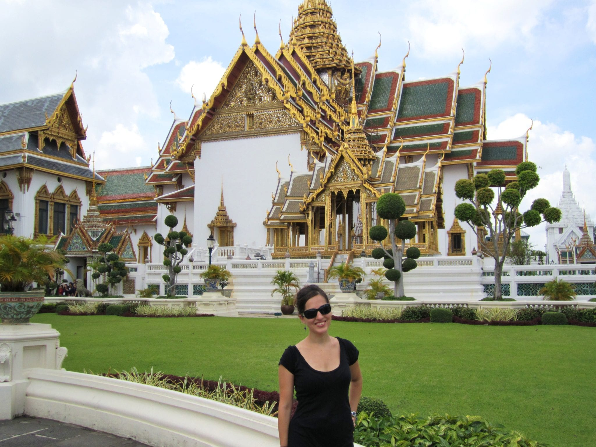 Kate in Bangkok