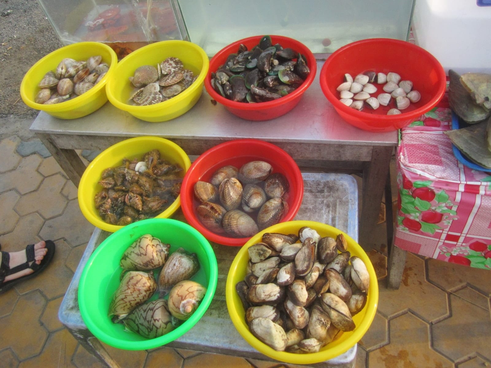 seafood essay An ib extended essay on market structure of dried seafood street in hong kong.