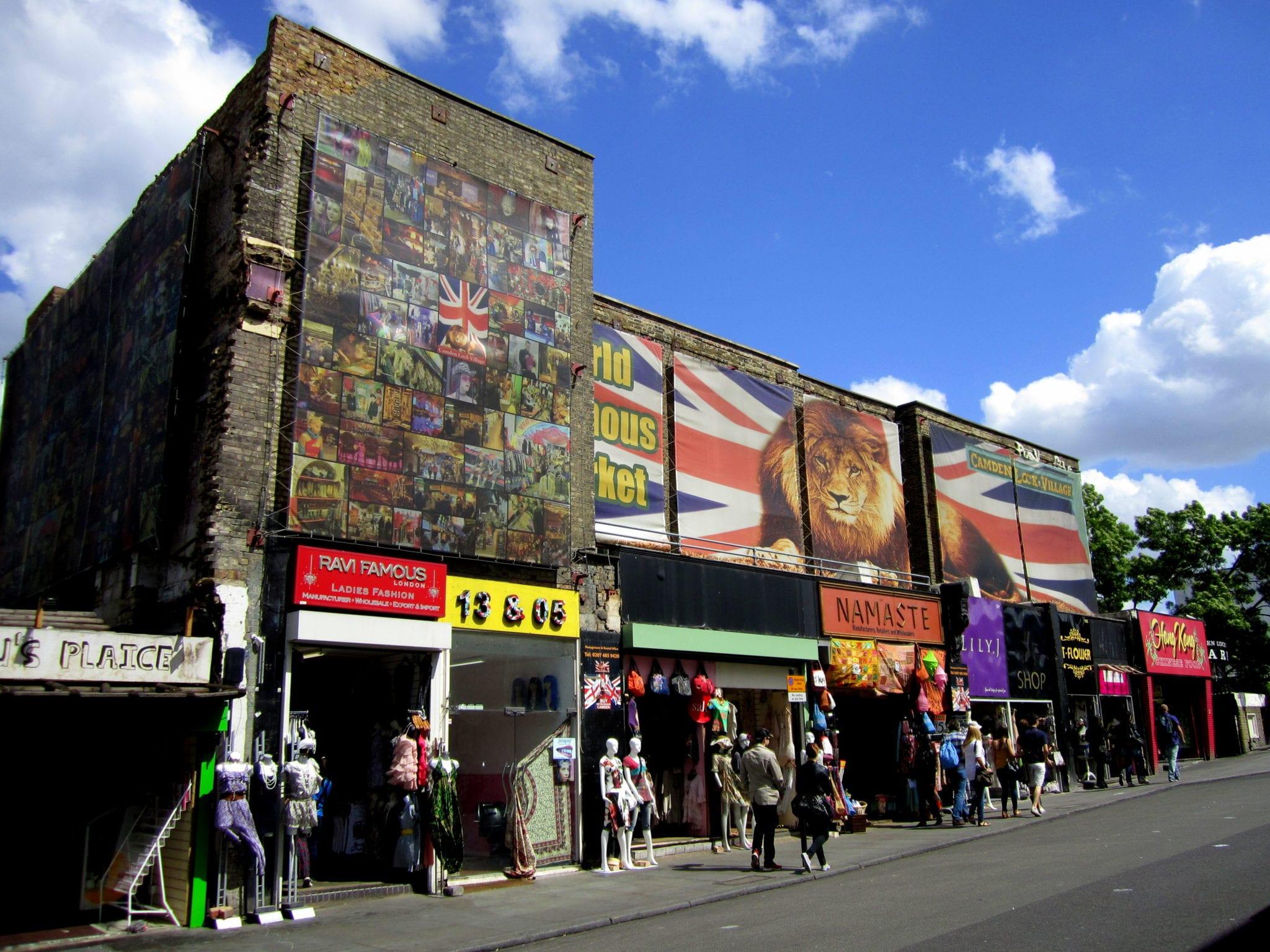Camden london 39 s most colorful neighborhood adventurous for The camden
