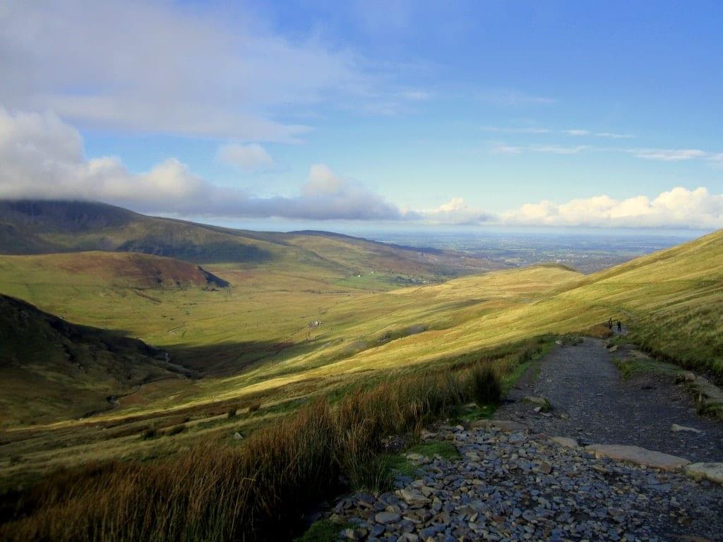 Climbing Mount Snowdon Wales S Highest Peak