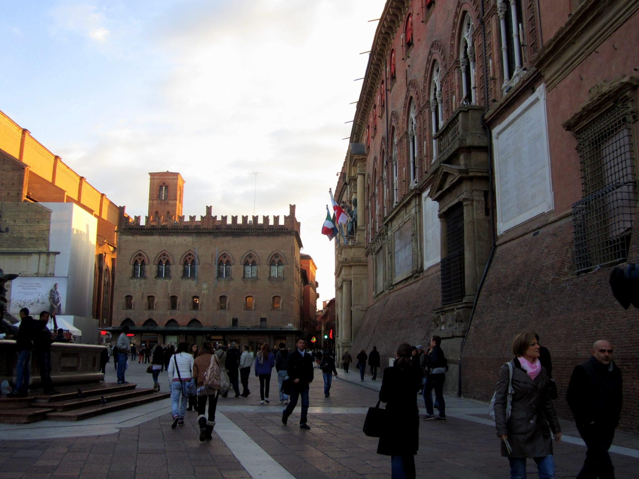 Woman Bologna
