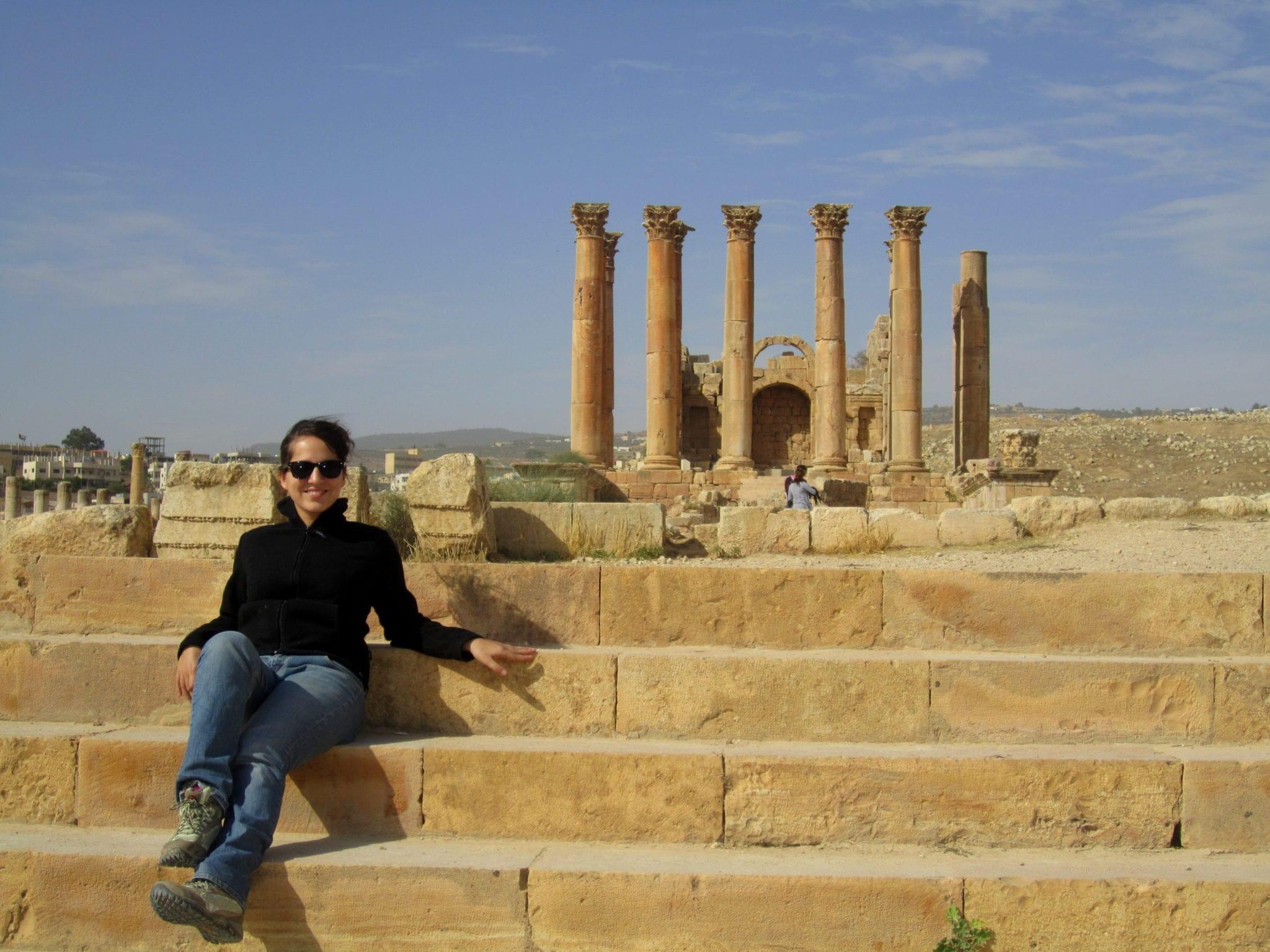 dfed326a1c5a7 What Should Women Wear in Jordan? - Adventurous Kate