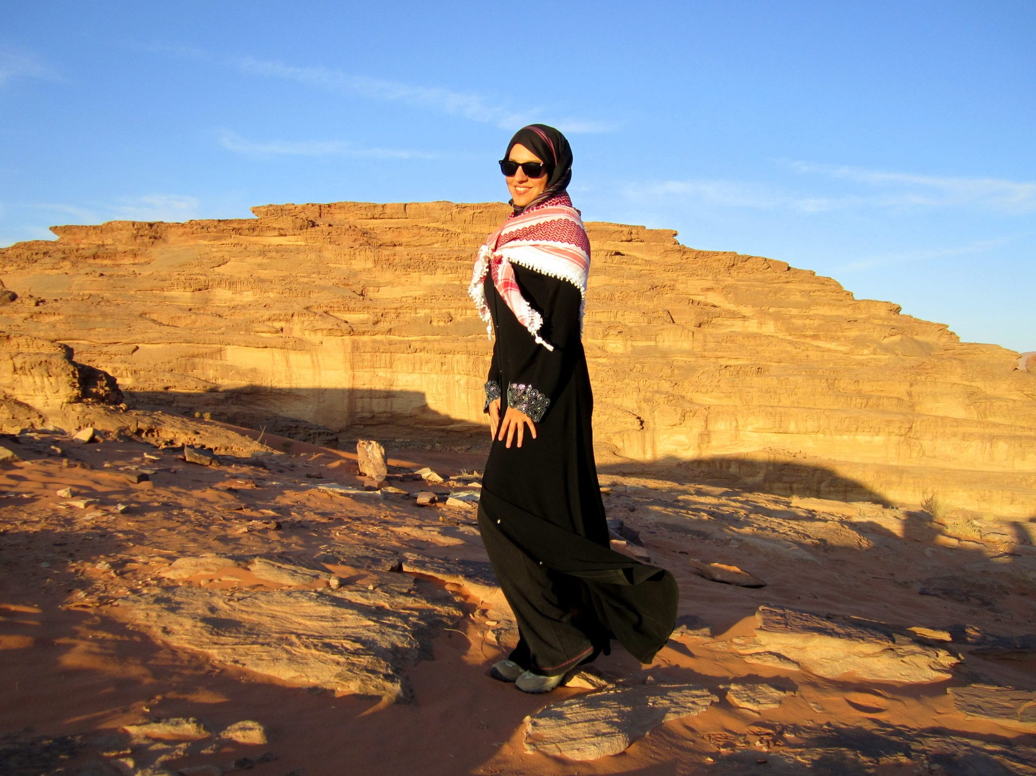 51d73d01c5 What Should Women Wear in Jordan? - Adventurous Kate : Adventurous Kate
