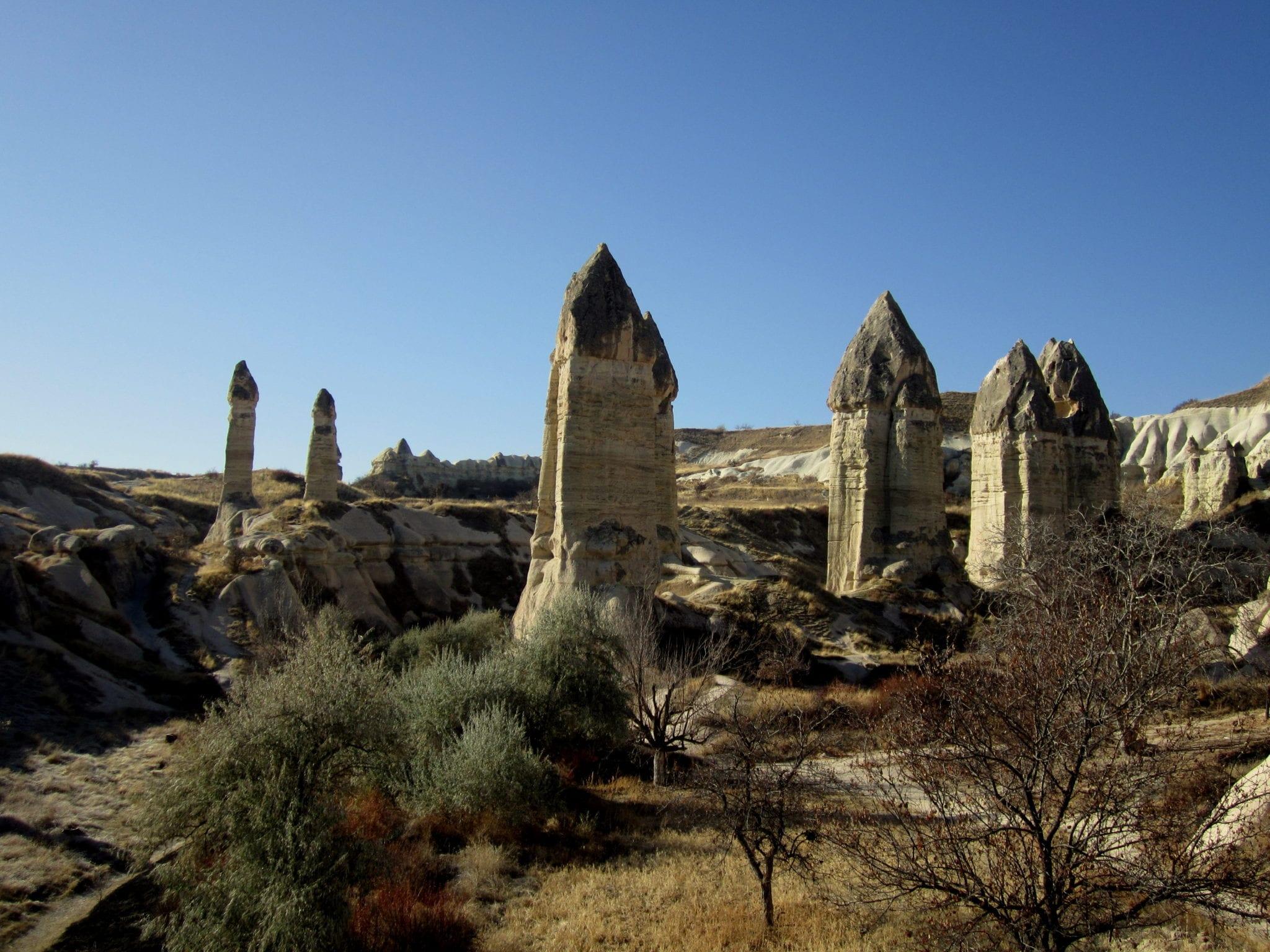 Hiking in Cappadocia: The Freakiest Landscape on Earth - Adventurous Kate : A...