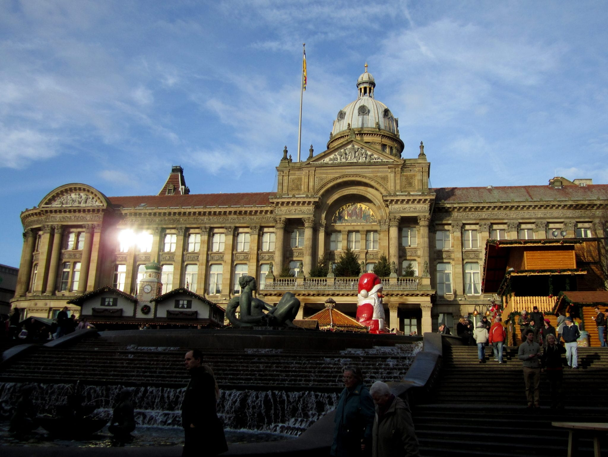 i had never heard of the birmingham christmas market until fairly recently and soon learned that it was the largest christmas market in the uk - Birmingham Christmas Market