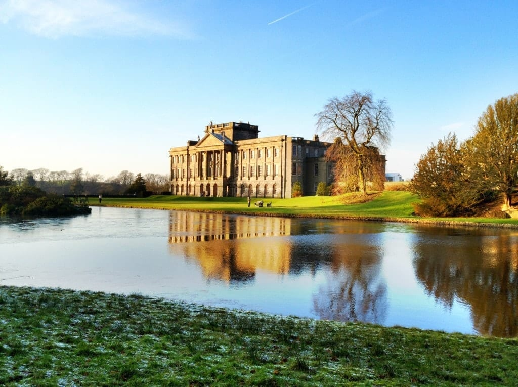 Lyme Park: Home of Mr....