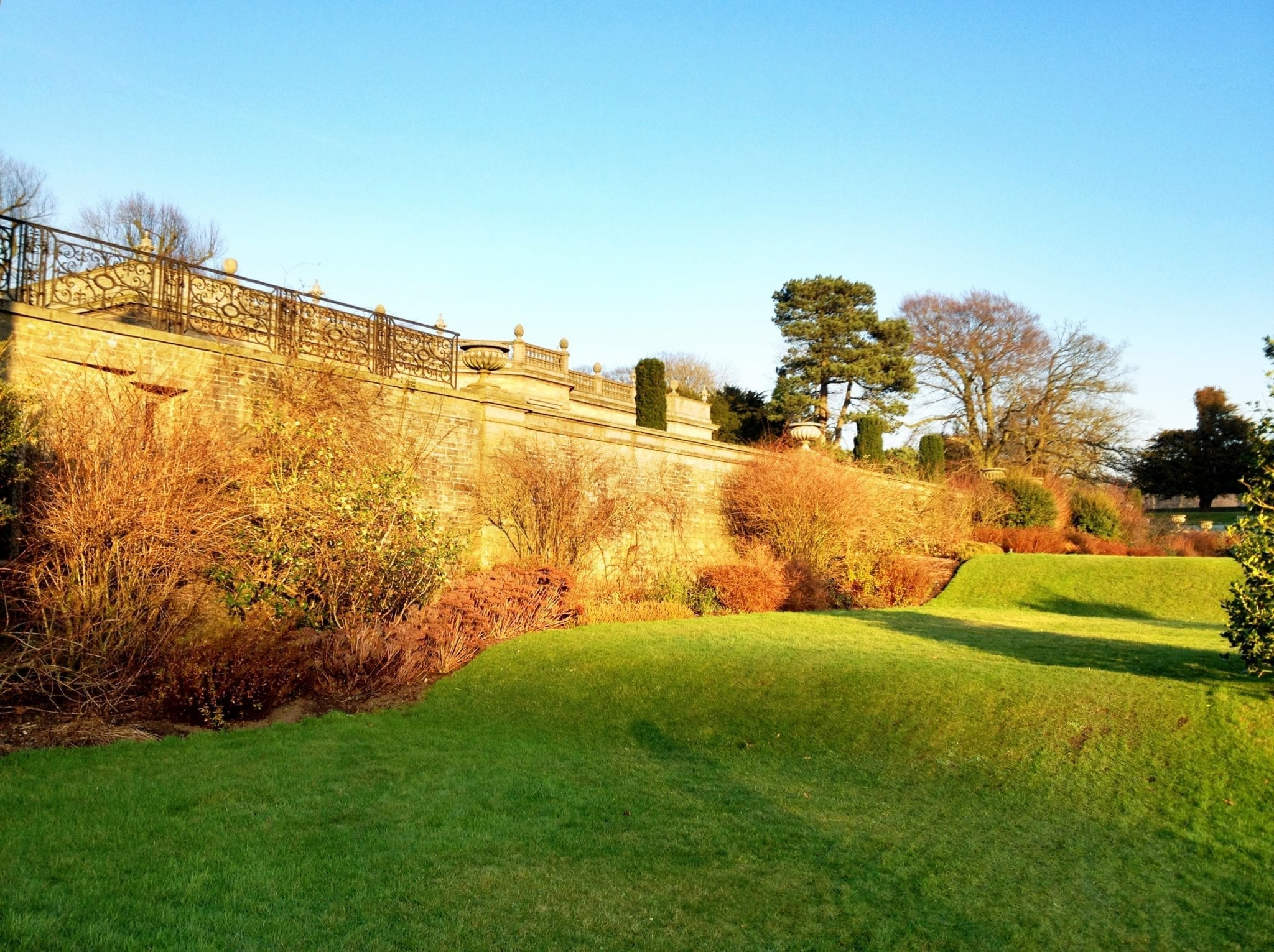 Lyme Park: Home of Mr....