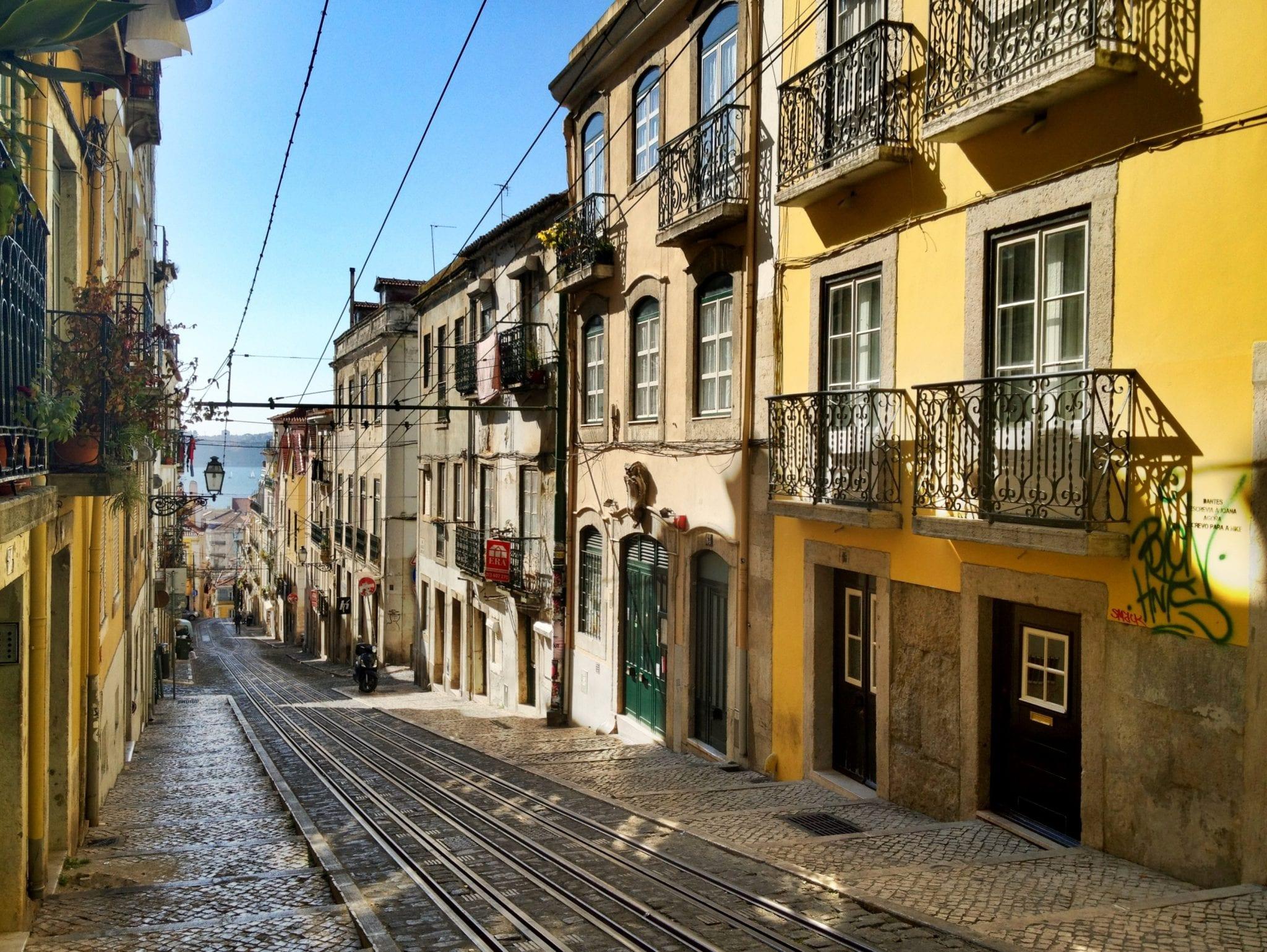 Lisbon is BEAUTIFUL