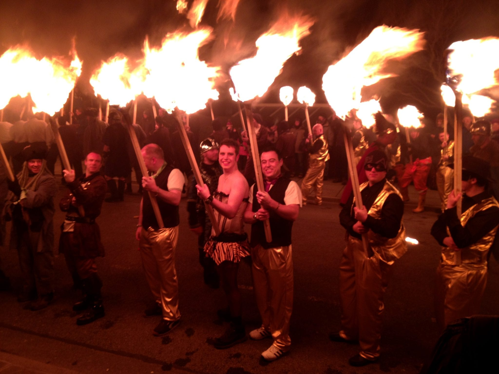 Up Helly Aa in Drag!