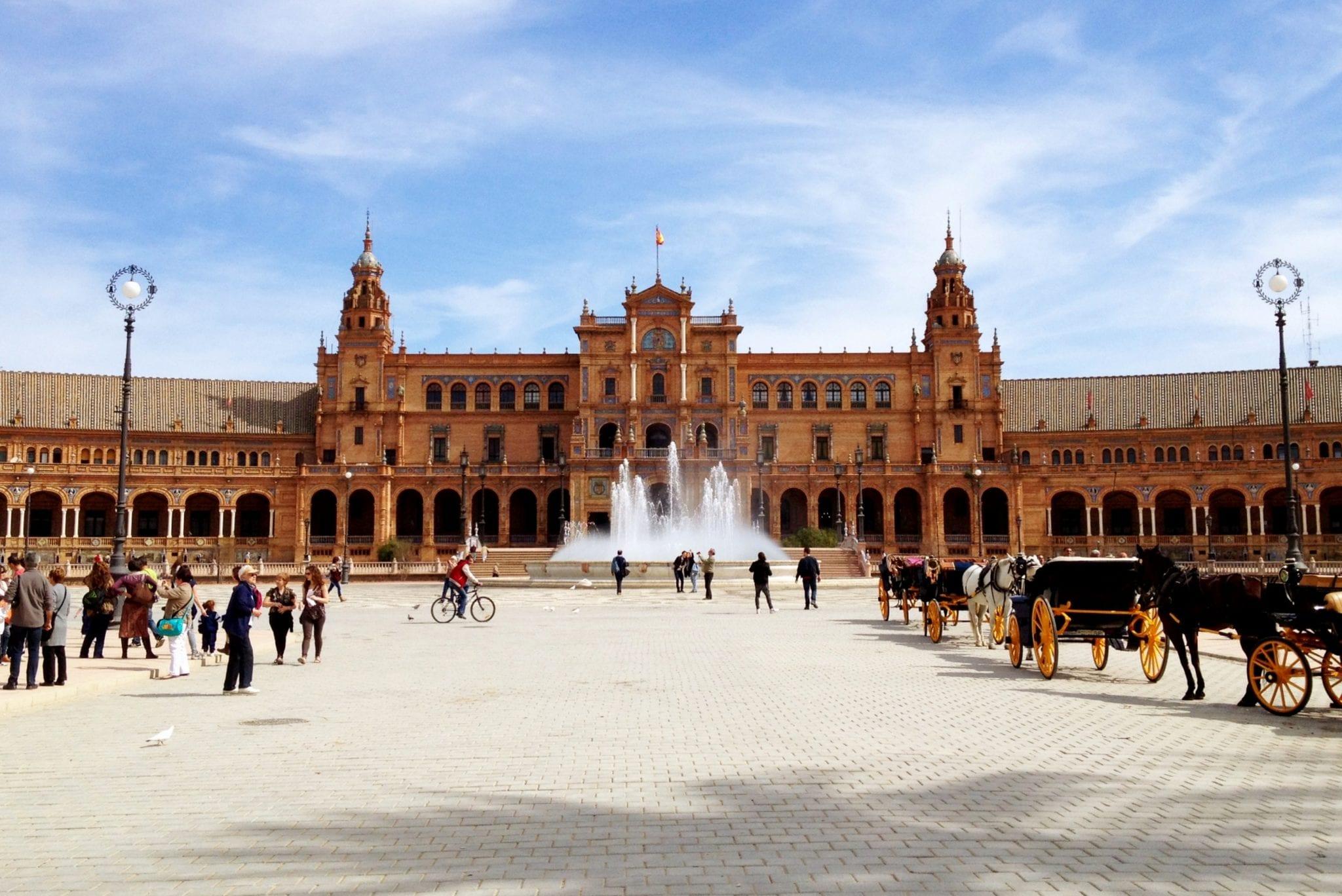 Sevilla: The Most Beautiful City in Spain - Adventurous ...