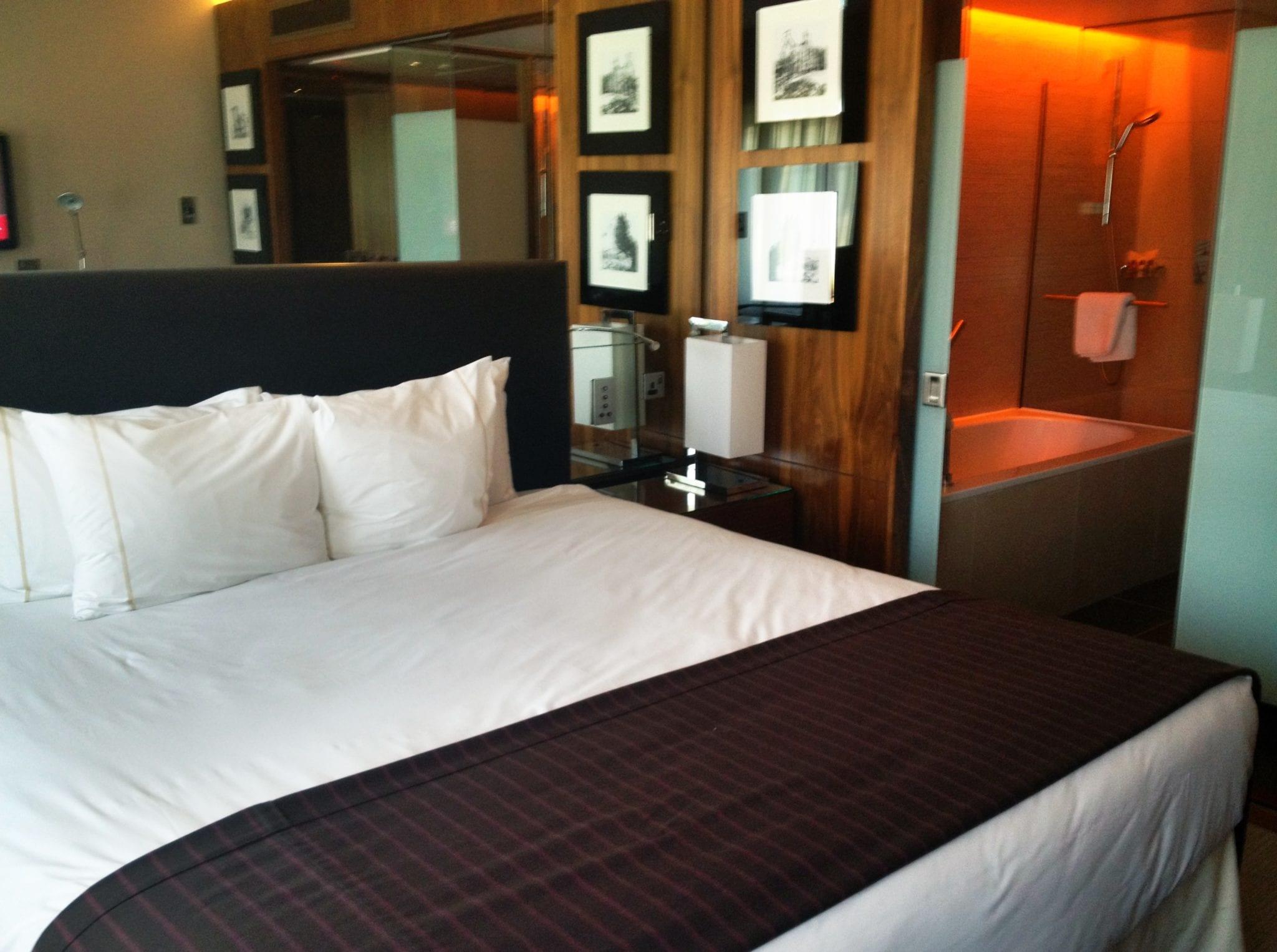 Sheraton Club Room