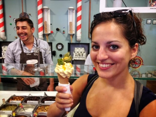 Kate and the World's Best Gelato