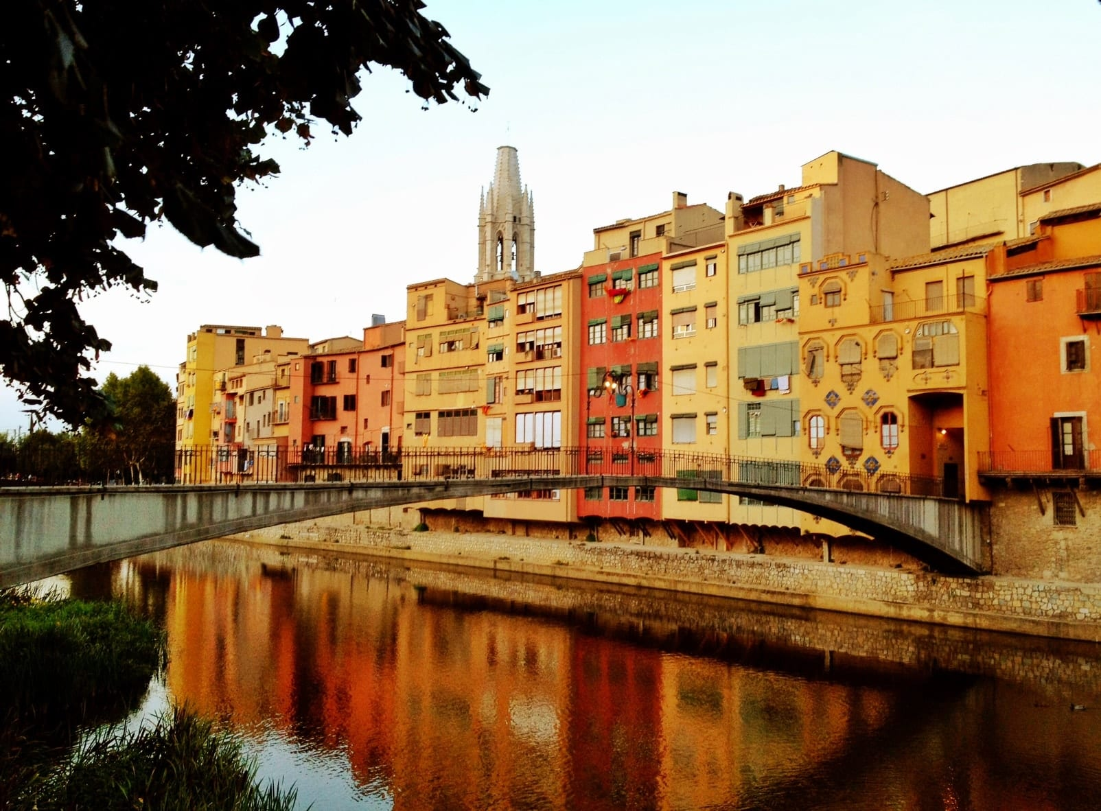 girona my new favorite city in spain adventurous kate early