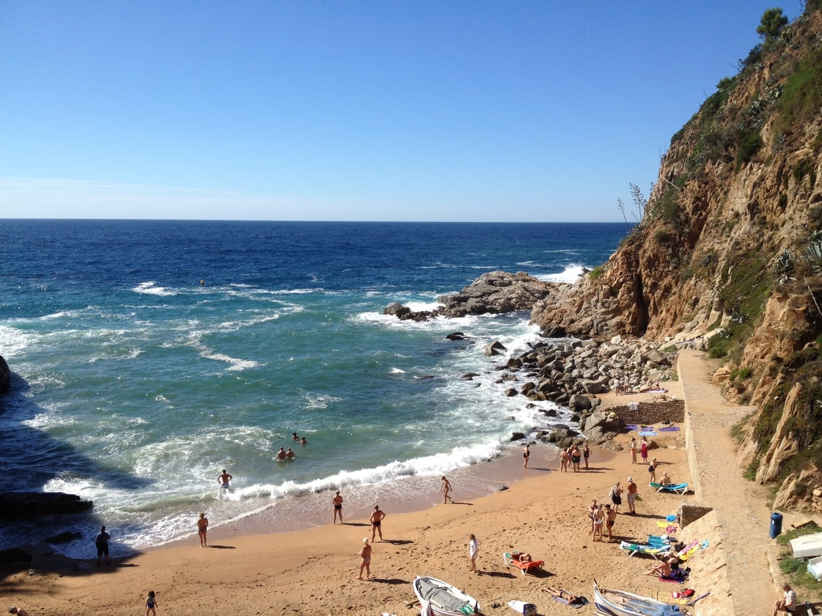 Nude beach from spain pic 81