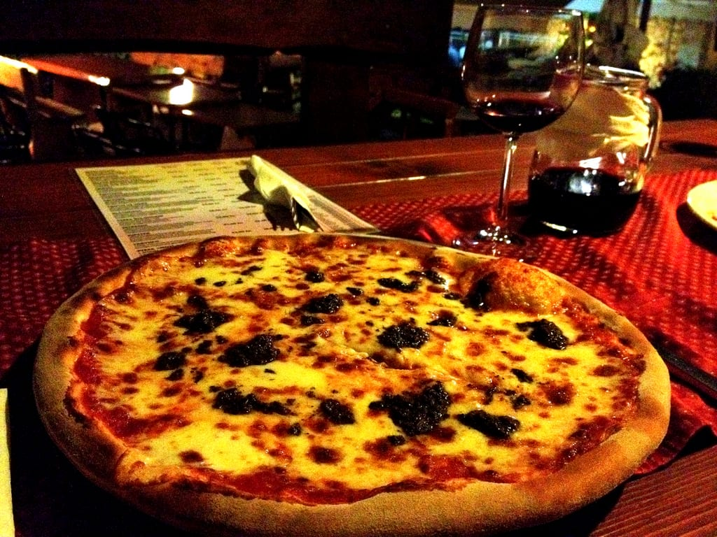 Black Truffle Pizza