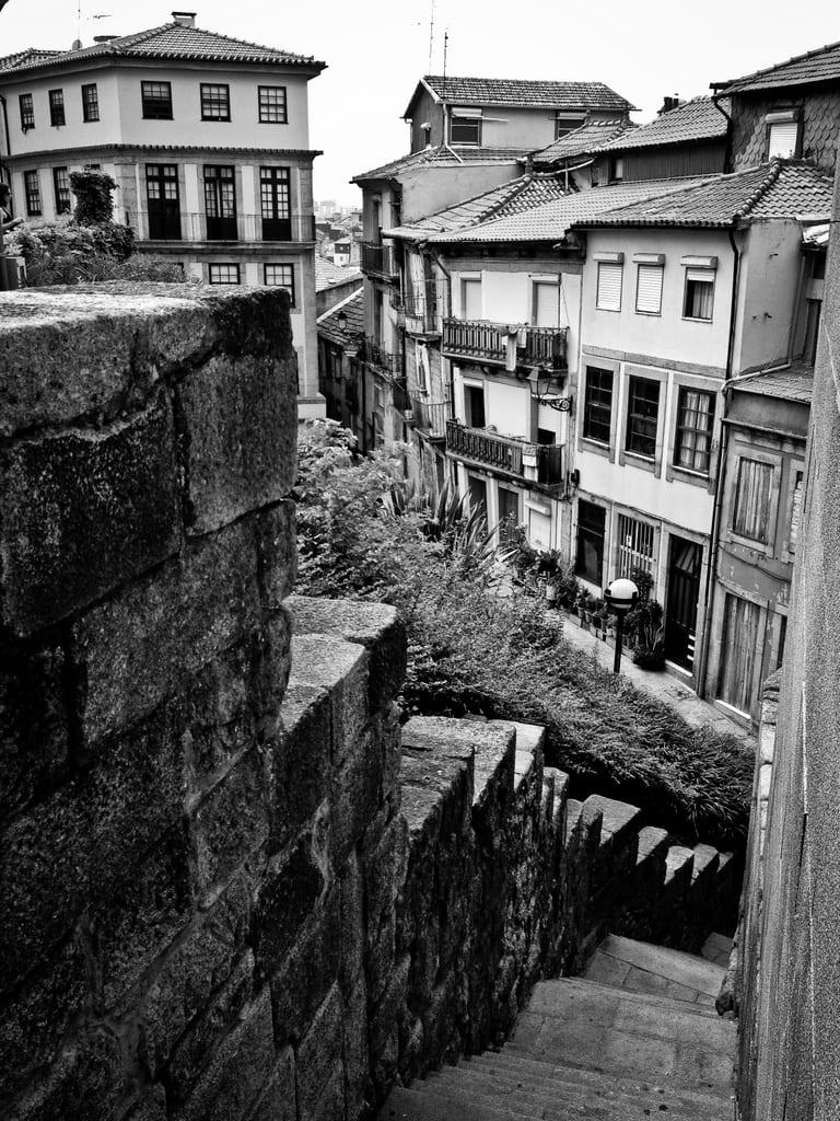 Steps of Porto