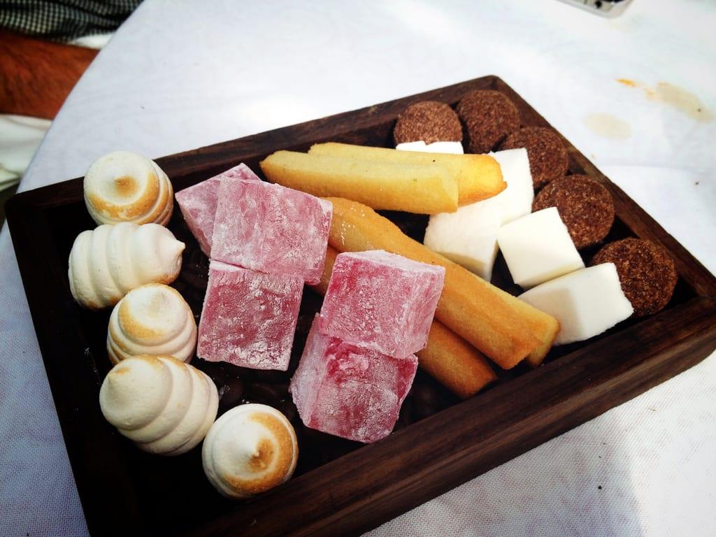Post-Dessert Dessert
