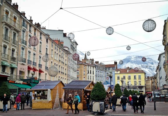 Grenoble Streets