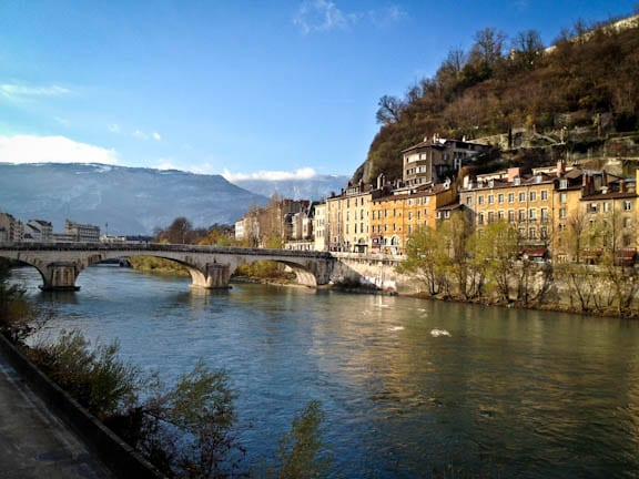 Grenoble River Views