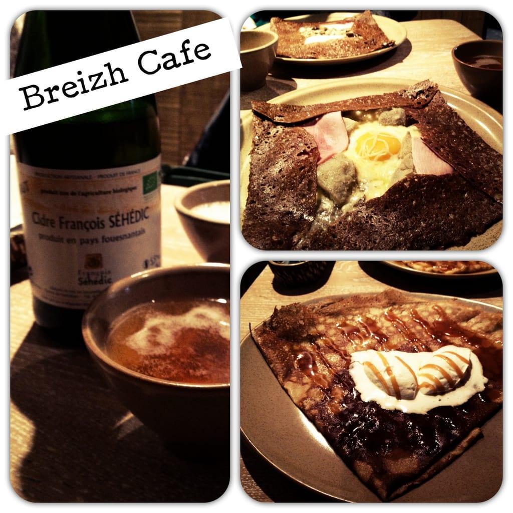 Breizh Cafe Crepes