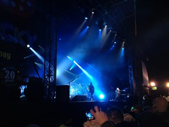 Simple Minds Concert