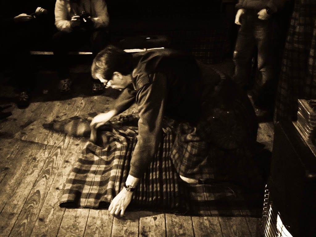 The Dark Side of the Scottish Highlands - Adventurous Kate