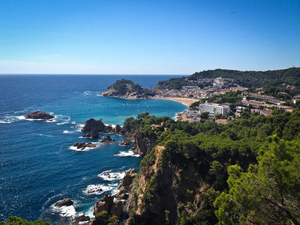 El Codolar, Tossa de Mar: My Favorite Hidden Beach in ...