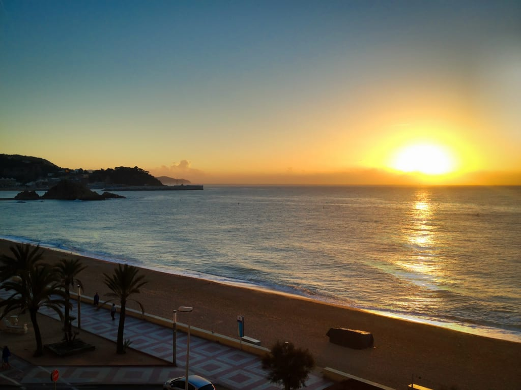 Costa Brava Sunrise