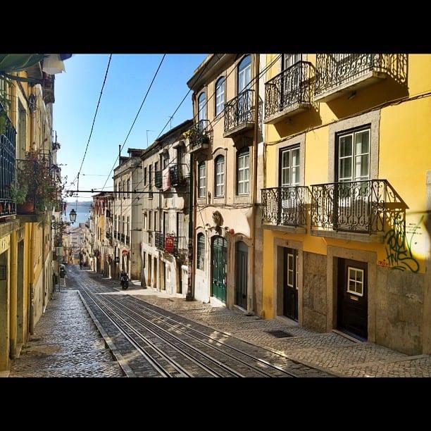 Lisbon Street via Instagram