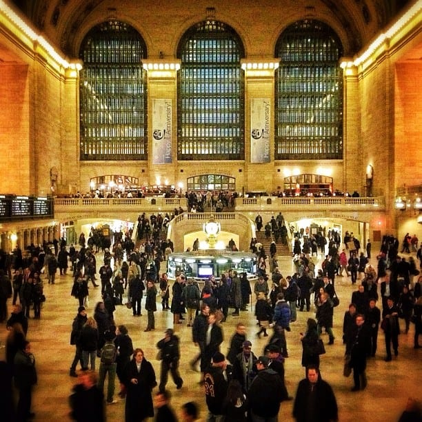 Grand Central via Instagram