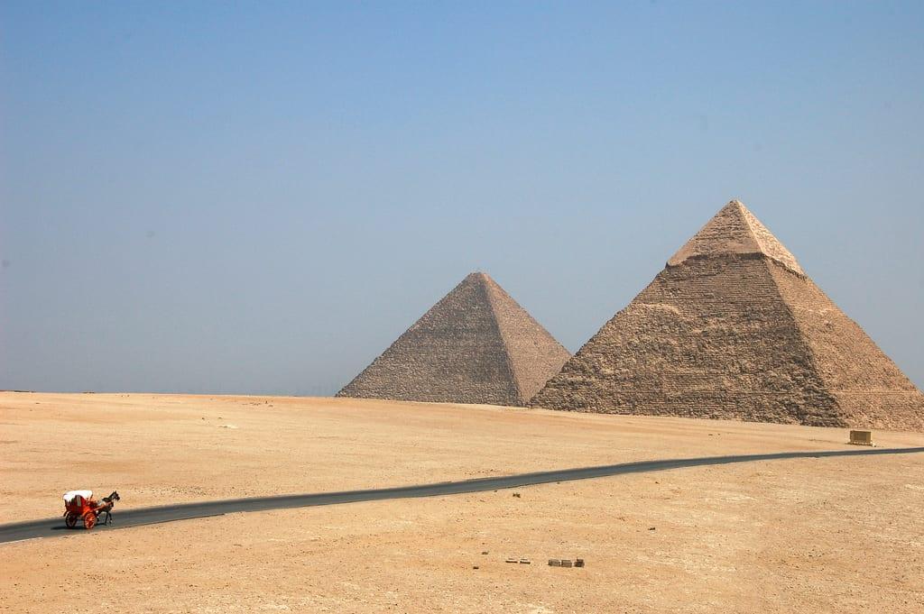 Pyramid panorama