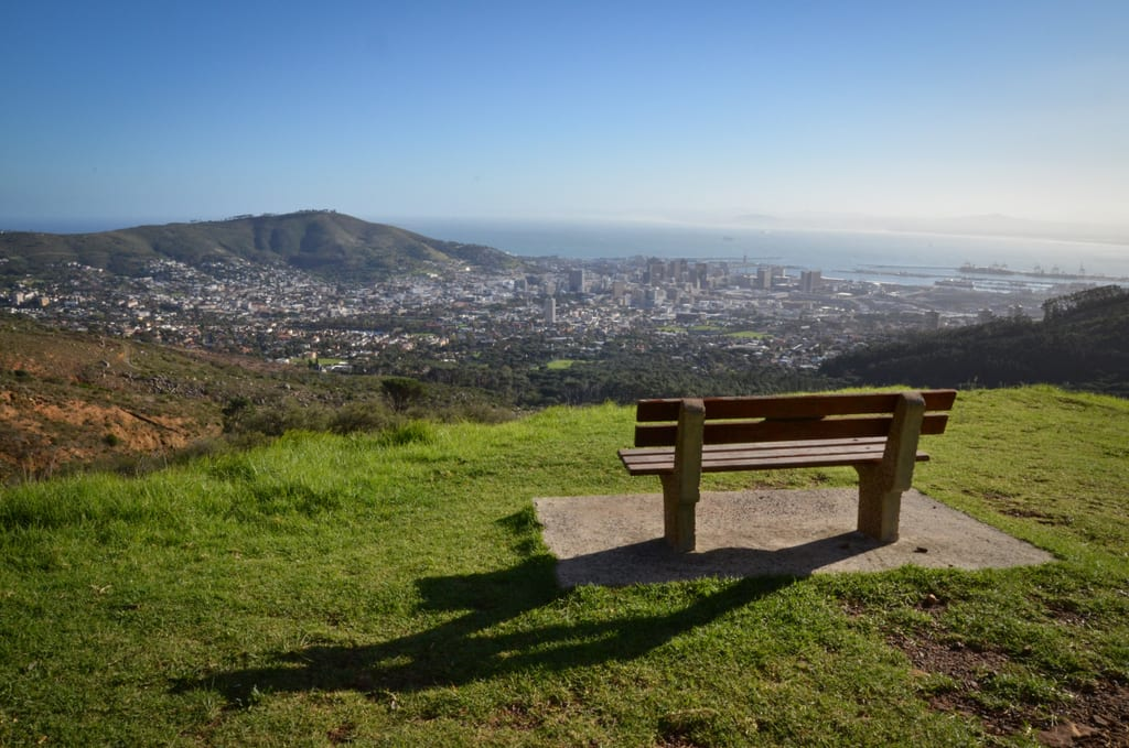 Table Mountain Bench