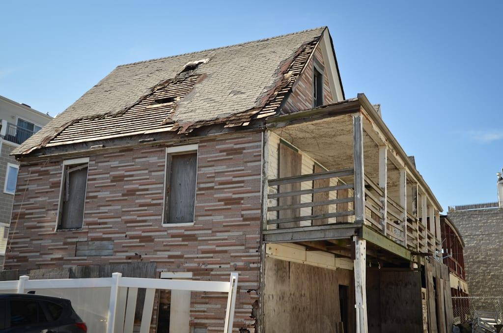 Rockaways post-Sandy