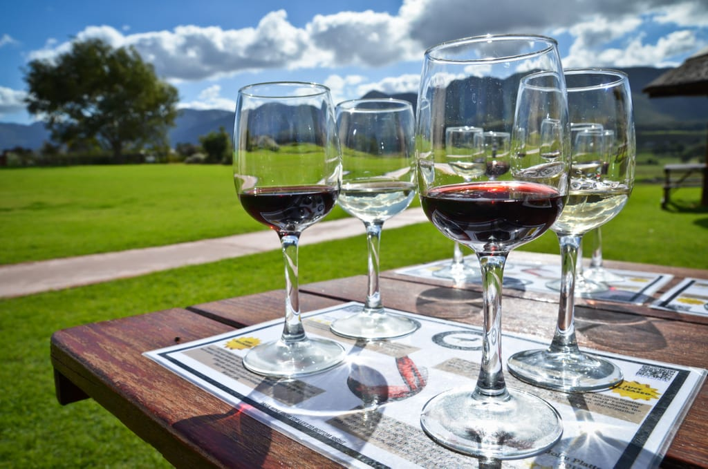 The ultimate south africa road trip itinerary for Jardin wine south africa