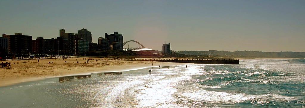 Durban panorama