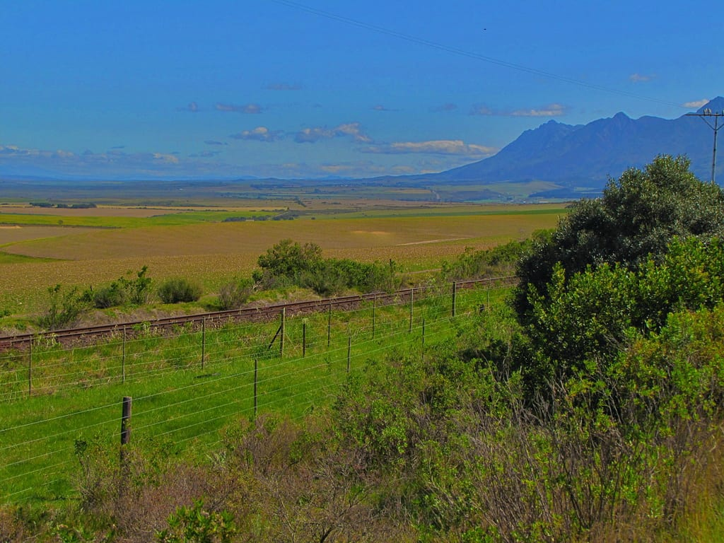Near Swellendam, South Africa