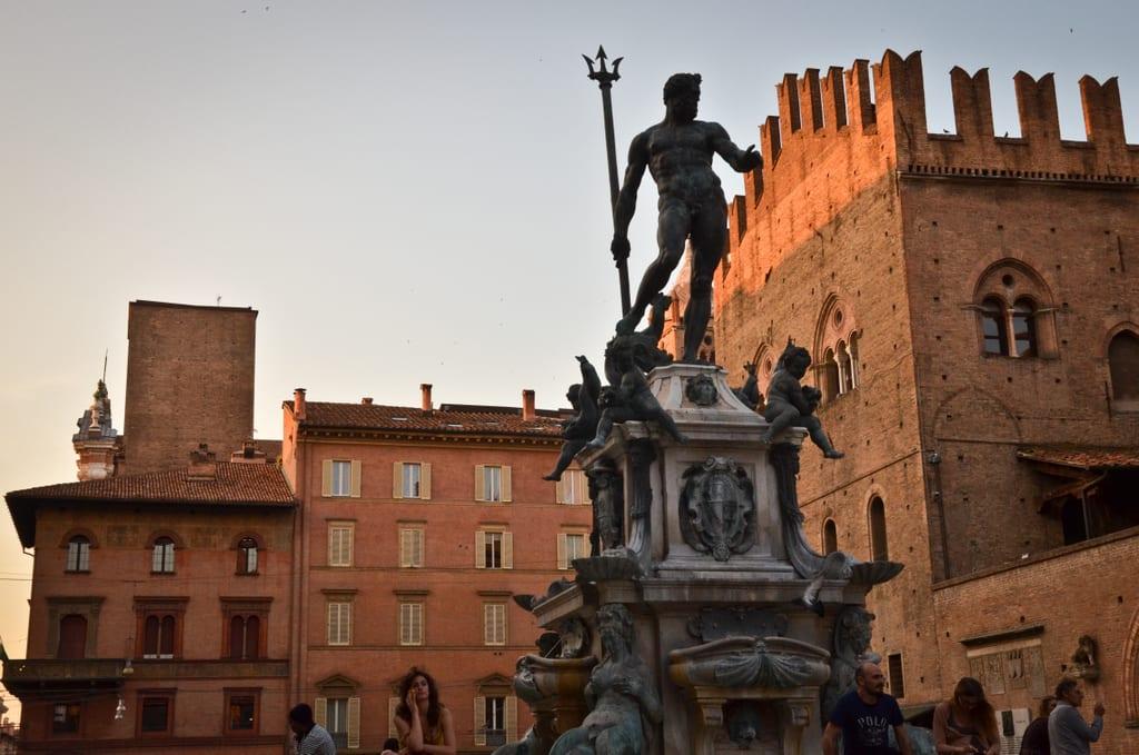 Neptune Statue, Bologna